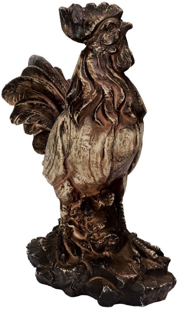 Roaming Rooster Large Decorative Ornament